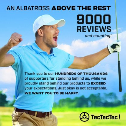 TecTecTec happy customer supporters exceed your expectations golf precision laser rangefinders gps watch
