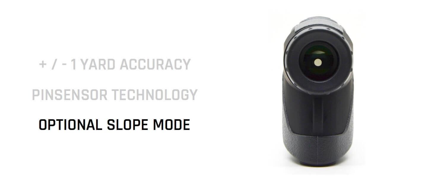TecTecTec Best Budget Golf Rangefinder