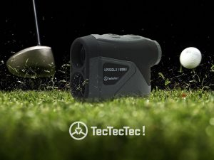 TecTecTec Golf Rangefinder VPRODLX 1KS Fast-Measuring Technology