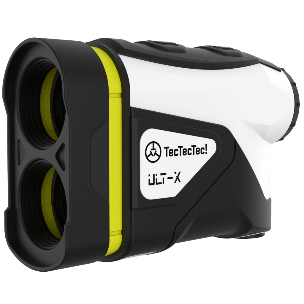 Golf rangefinder ult-x slope vibration tectectec square