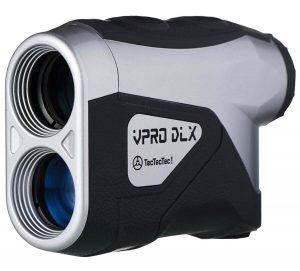 TecTecTec Best Budget Golf Rangefinder VPRO DLX - White