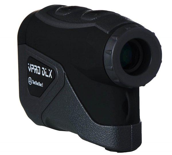 TecTecTec Best Budget Golf Rangefinder VPRO DLX – Black
