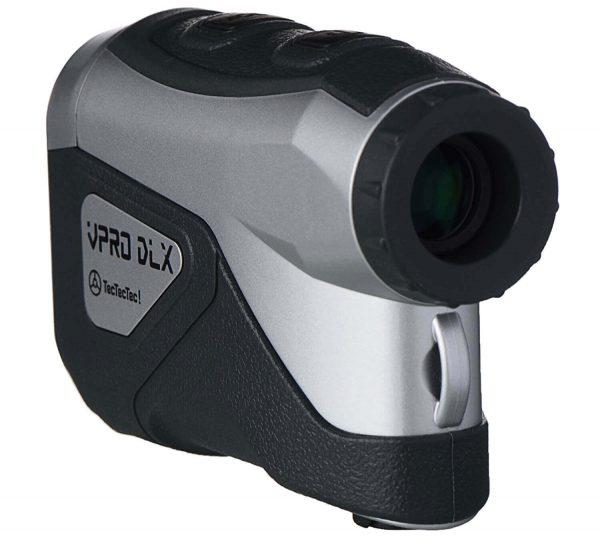 TecTecTec Best Budget Golf Rangefinder VPRO DLX – Silver