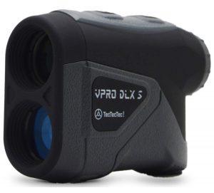 TecTecTec Best Budget Golf Rangefinder VPRO DLXS - Black
