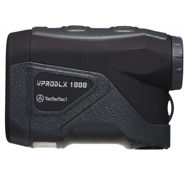 TecTecTec Best Budget Golf Rangefinder VPRODLX 1K - Black