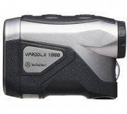 TecTecTec Best Budget Golf Rangefinder VPRODLX 1K - Silver