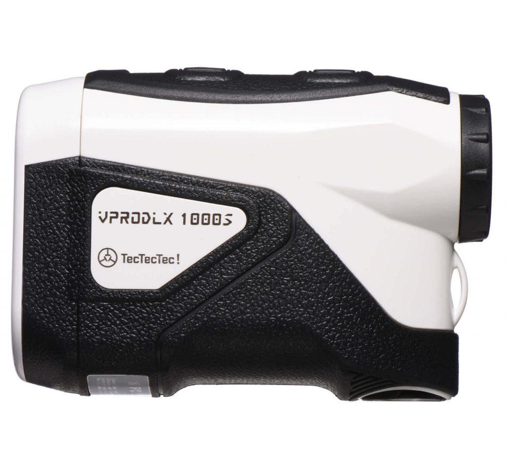 TecTecTec Best Budget Golf Rangefinder VPRODLX 1KS - White