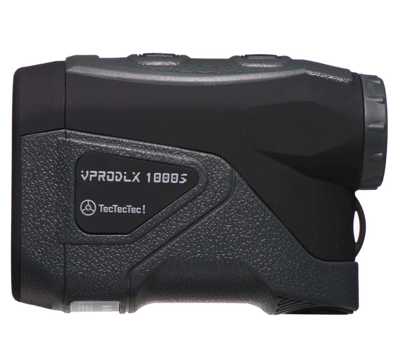 TecTecTec Best Budget Golf Rangefinder VPRODLX 1KS - Black