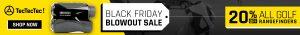 TecTecTec Black Friday 20% off all golf rangefinders