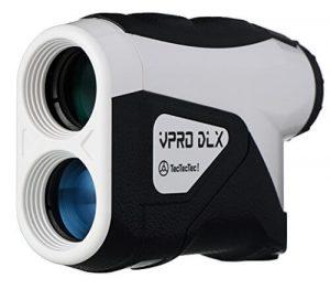 TecTecTec Golf Rangefinder VPRO DLX-White