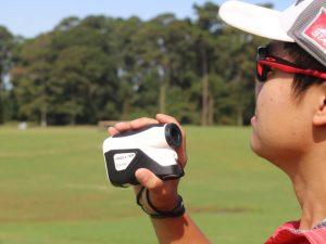 TecTecTec Golf Rangefinder VPRO DLX 1K_white