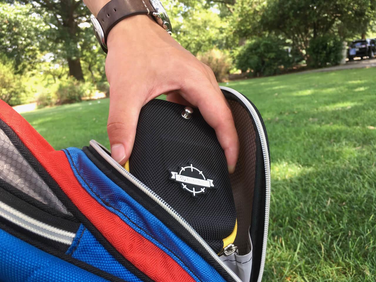 TecTecTec Golf Rangefinder shock resistant pouch