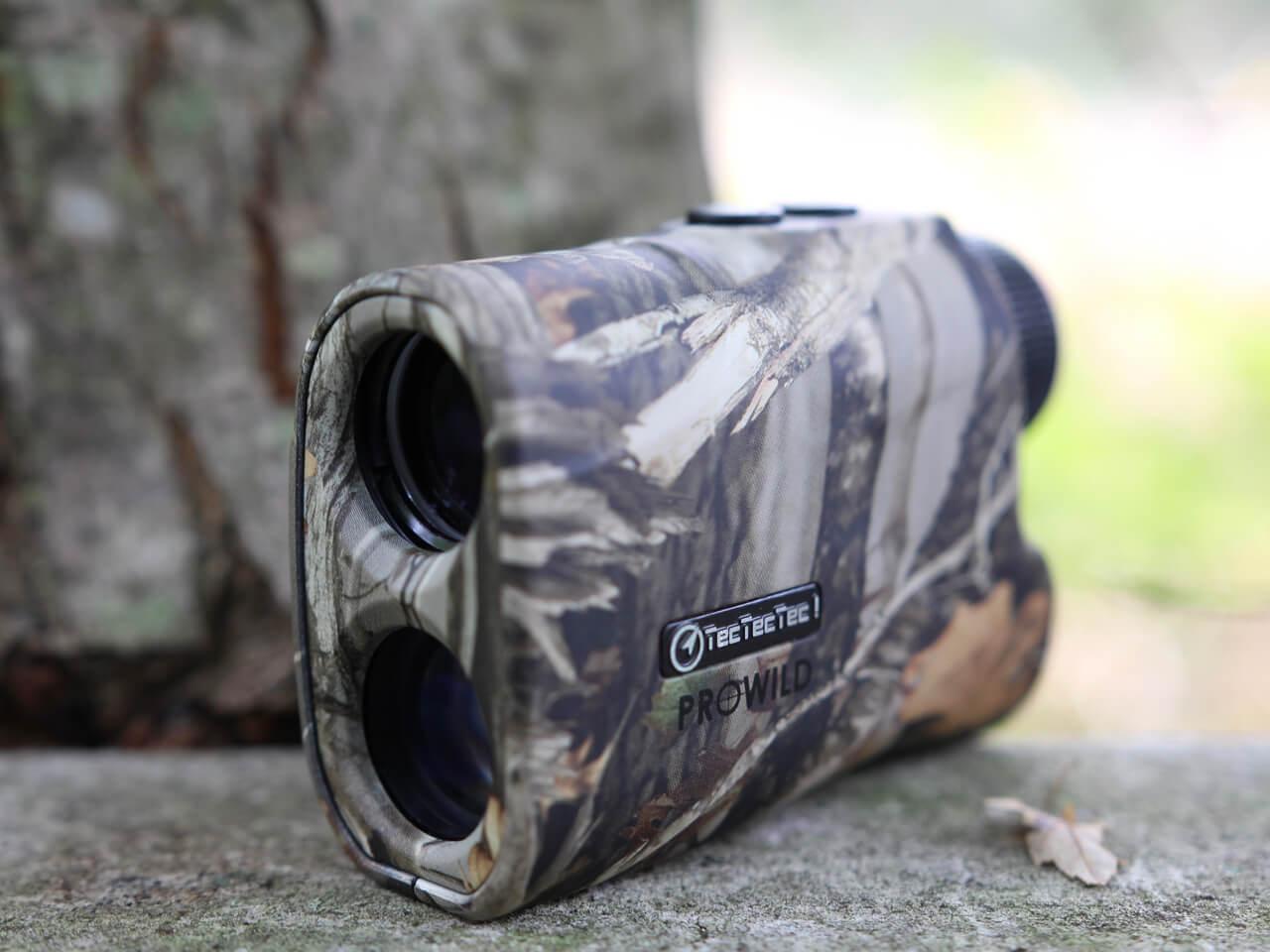 TecTecTec Hunting Rangefinder Prowild