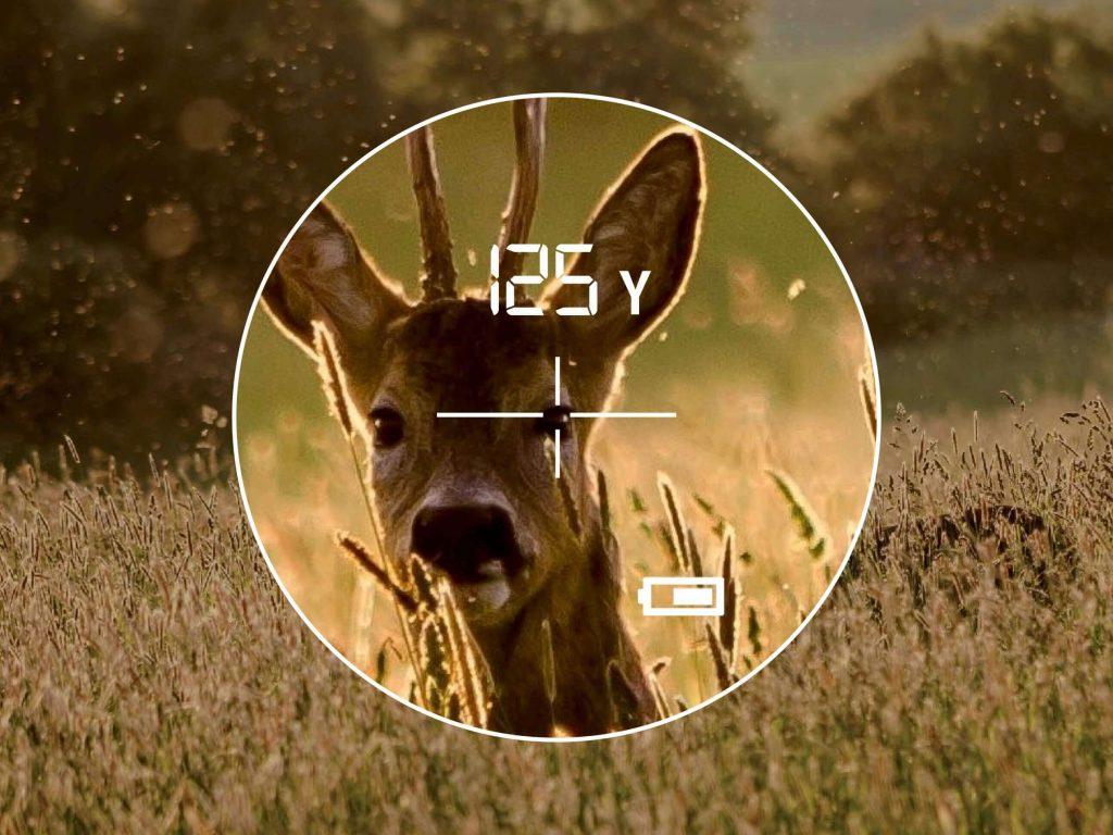 ProWild 2 TecTecTec Total accuracy hunting rangefinder