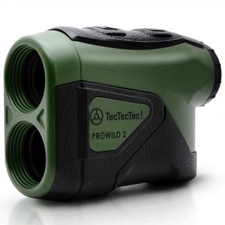 TecTecTec hunting high precision laser rangefinder PROWILD 1000 Yard measurement 0,3 Yard precision