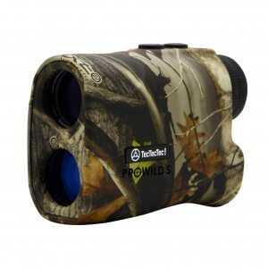 TecTecTec ProWildS Hunting Rangefinder Angle Compensation
