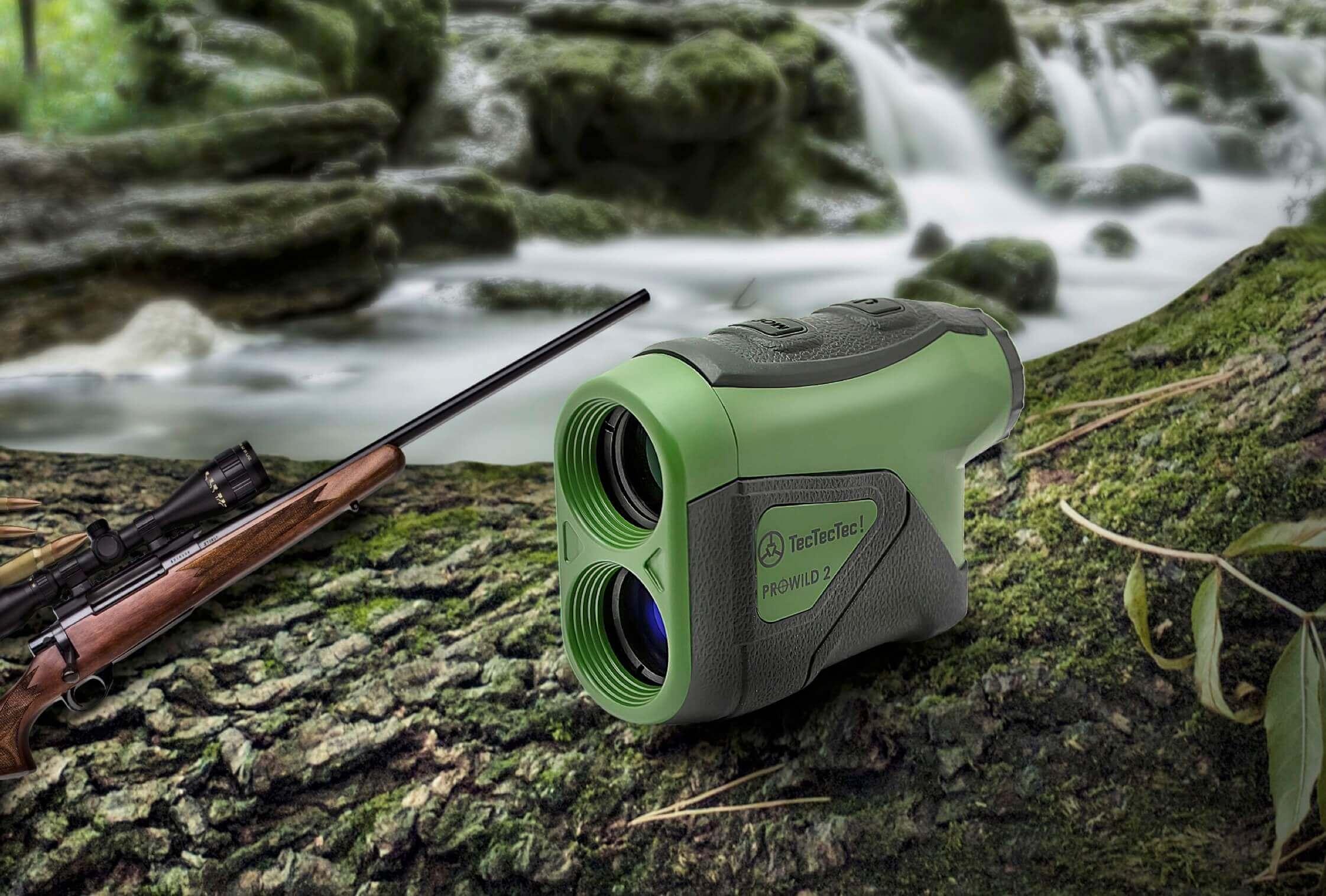 TecTecTec Prowild 2 Hunting rangefinder 0.3 Accuracy