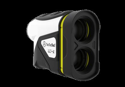 TecTecTec golf precision laser rangefinder ULT-X 1000 Yard measurement 0,3 Yard precision pin seeker scan mode vibrates lock target