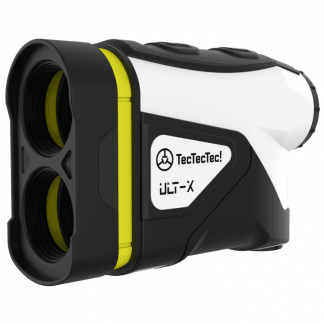 TecTecTec golf precision laser rangefinder ULT-X 1000 Yard measurement 0,3 Yard precision
