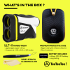 TecTecTec what's in the box golf precision laser rangefinder ULT-X