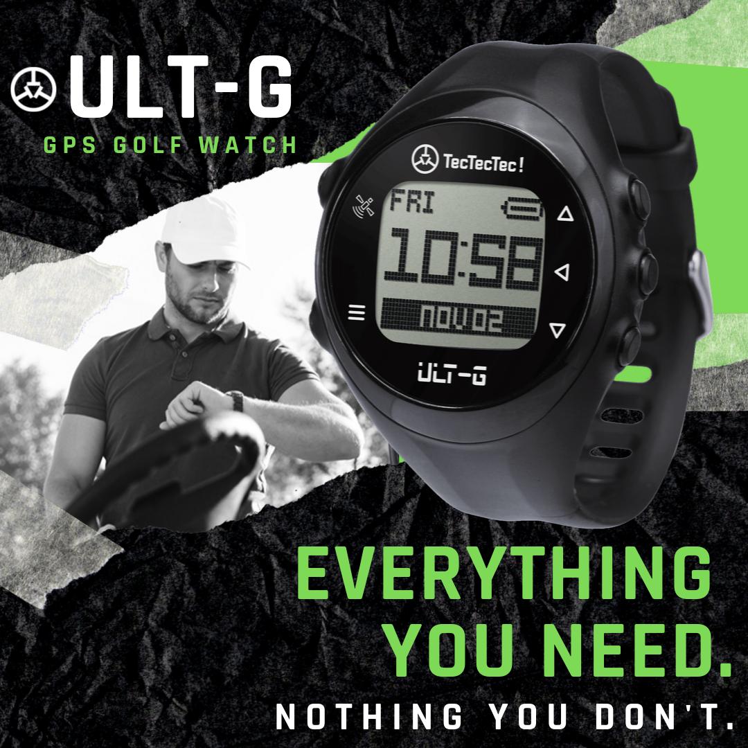 ULT-G GPS watch
