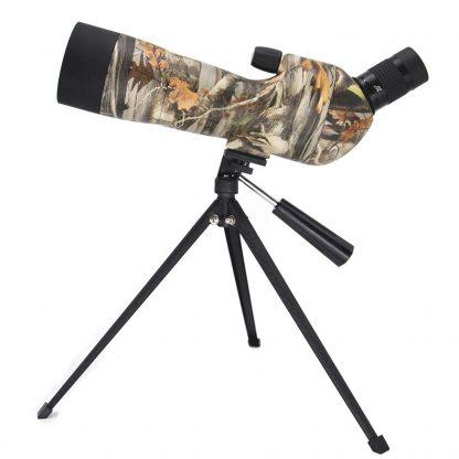 TecTecTec high-definition optics BAK-4 FMC 60mm lenses spotting scope SPROWILD with tripod