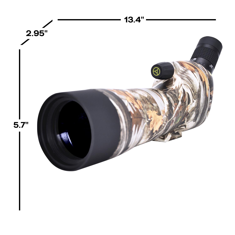 TecTecTec high-definition optics BAK-4 FMC 60mm lenses SPROWILD Next Camo G1