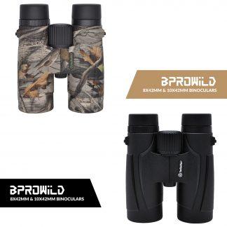 BPROWILD Black & Camo Listing