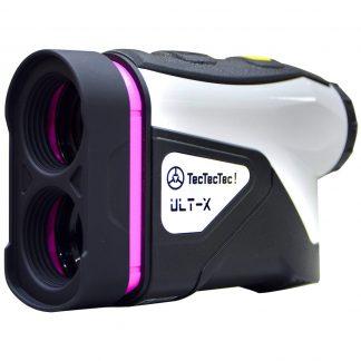 TecTecTec golf precision laser rangefinder ULT-X 1000 Yard measurement 0,3 Yard precision pink