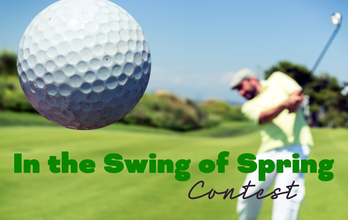in the swing of spring contest