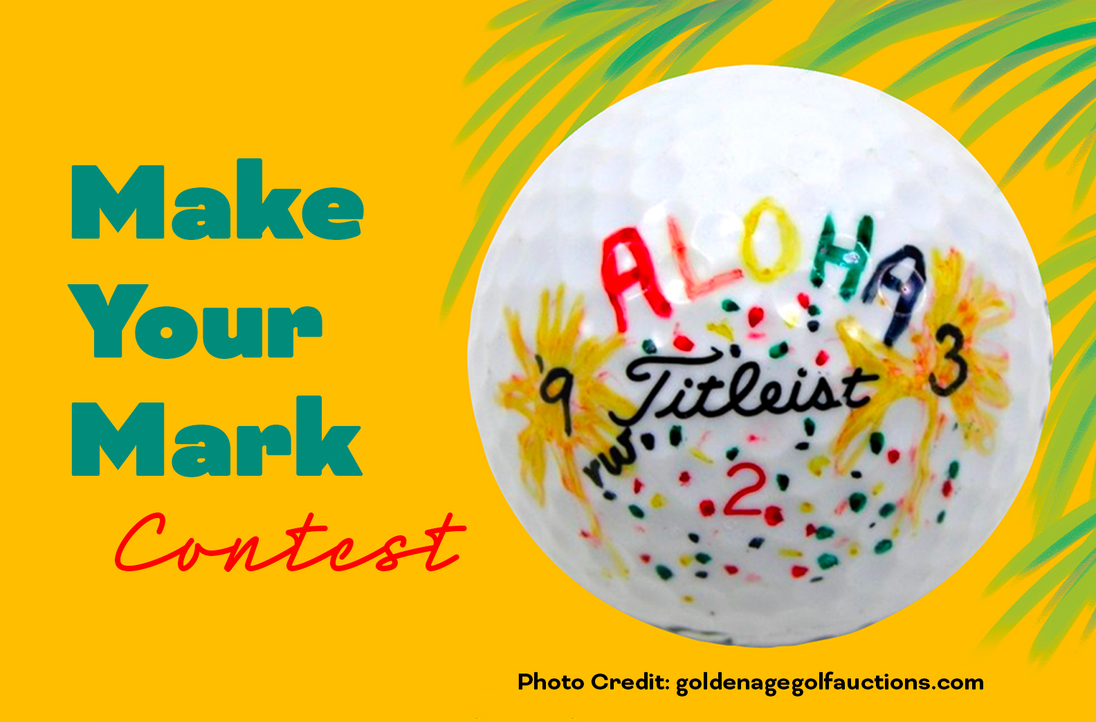 Make Your Mark Contest