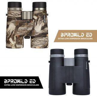 BPROWILD ED Black & Camo Listing