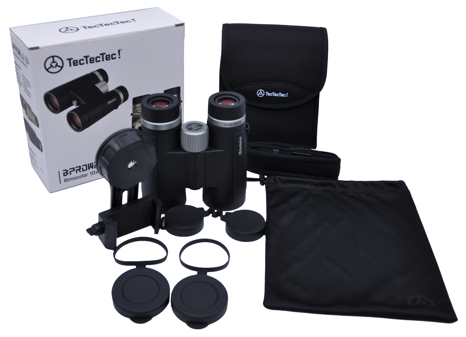 BPROWILD ED BLACK With all items and packaging