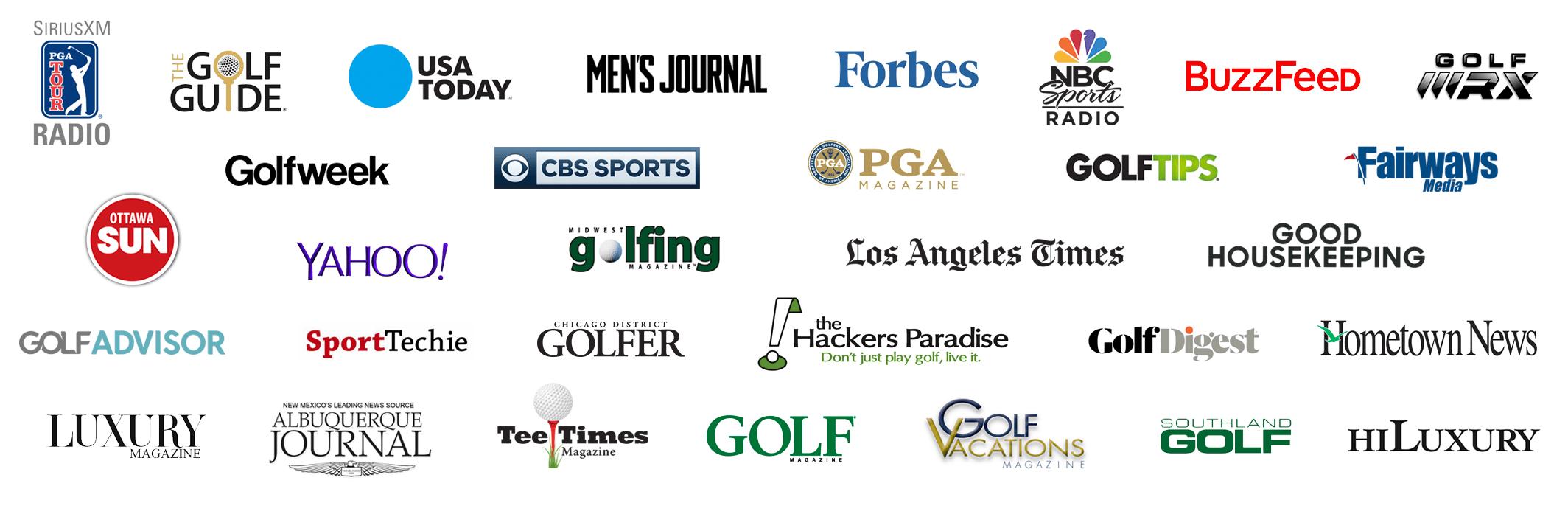 Image Press Icons US Golf market