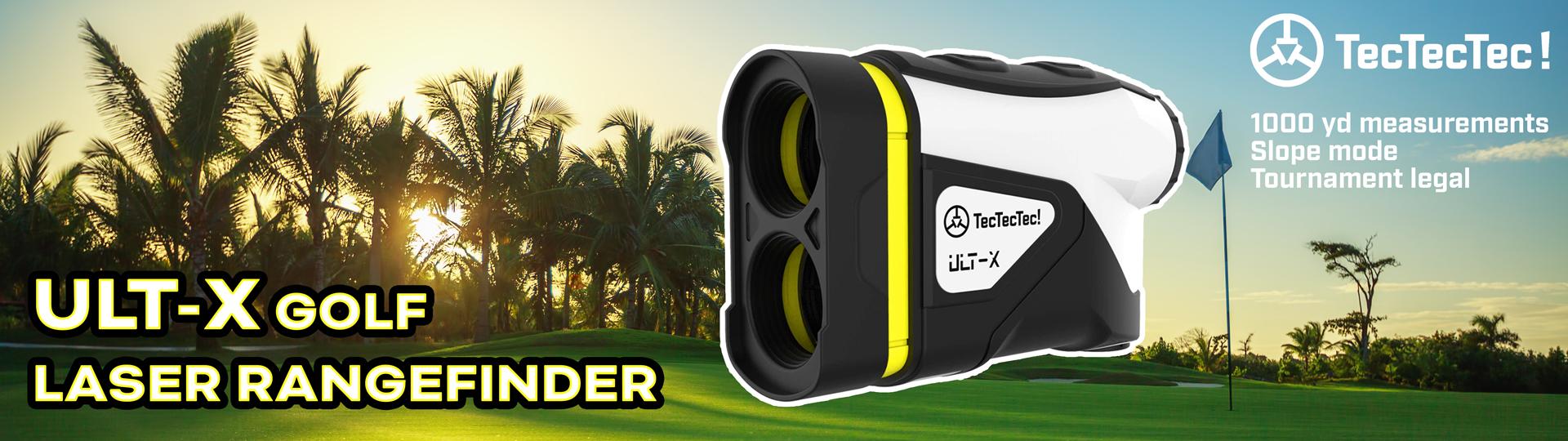 ULT-X Slide Banner Rangefinder TecTecTec